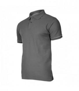 Marškinėliai polo pilki 220g, CE,LAHTI