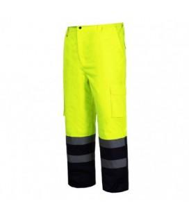 Kelnės gero matom.geltonos pašilt. CE,LAHTI