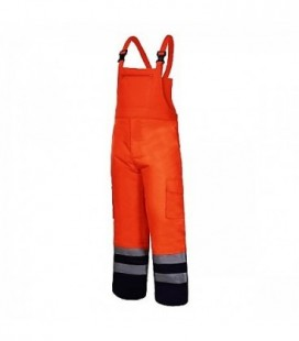 Kelnės su petn.gero matom.oranž.pašilt. CE,LAHTI