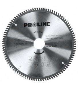 Disk. pjūklas spalv. metalams su kietm.  PROLINE