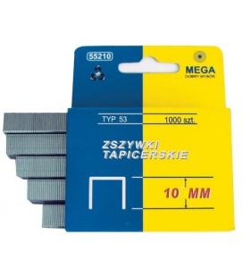 Metaliniai segtukai Nr.53 MEGA