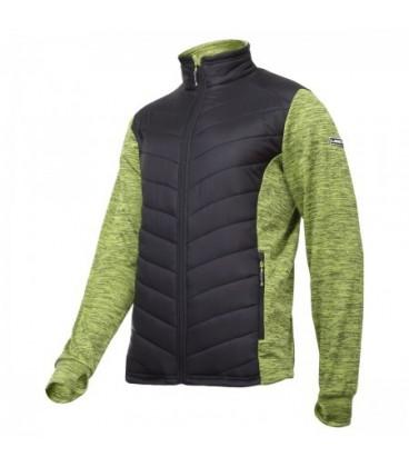 Džemperis pašiltintas žaliai-juodas CE,LAHTI