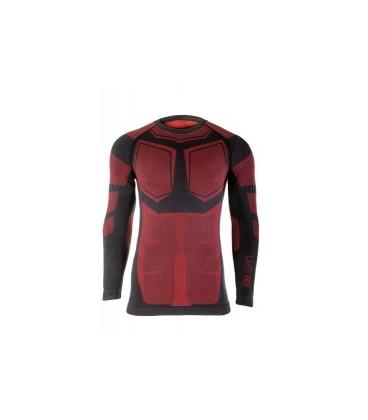 Apatiniai termo marškiniai juodai-raudoni,CE,LAHTI