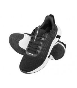 Sportiniai bateliai 3D medziada juodai-balti.LAHTI