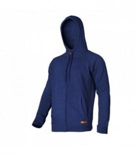 Džemperis atseg. su gaubtu mėlynas , CE,LAHTI