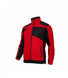 Džemperis atseg.raudonai-juodas, CE,LAHTI