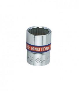 """Galvutė colinė 12-kampė 1/4""""x24mm KING TONY"""