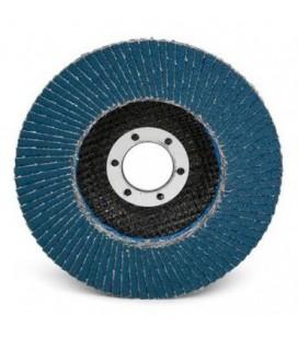 Diskas šlif. lapelinis 125x22mm,Zirconium,PROLINE