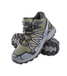 Darbo batai medžiaginiai žaliai- juodai-pilki O2 SRA,CE,LAHTI
