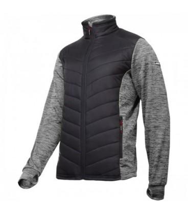 Džemperis pašiltintas pilkai-juodas CE,LAHTI